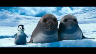 Happy Feet 2 - Trailer final en español