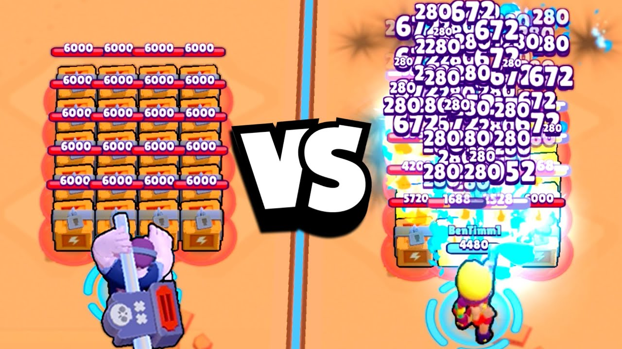 Download EVERY BRAWLER vs 20 BOXES (satisfying)