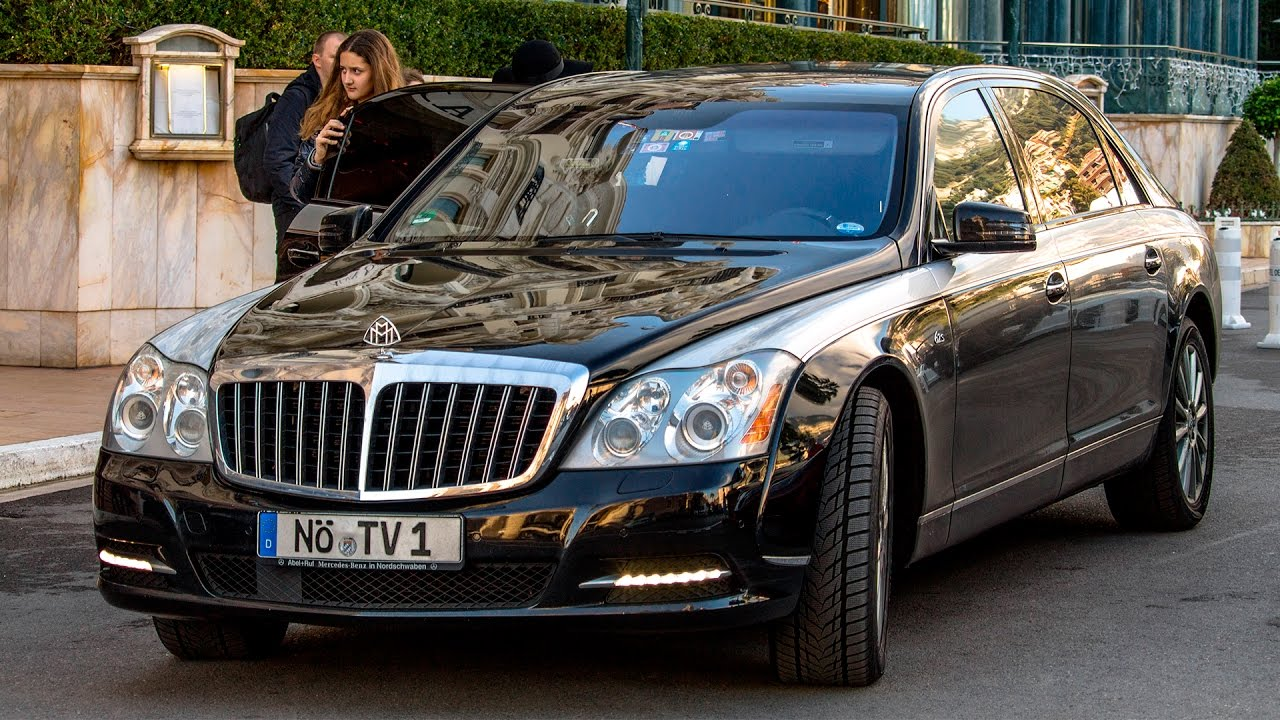 $600k maybach 62 s - review 2016 hq - youtube