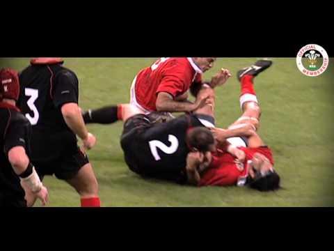 Classic Match: Wales v Tonga 2001
