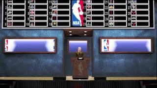NBA 2k12 My Player Ep.3 - NBA Draft Day
