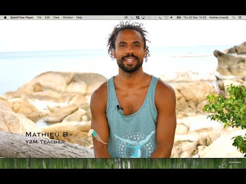 Yoga Teacher Mathieu Boldron || Yogi2Me