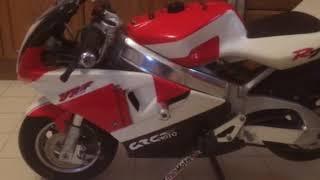 Video Polini GRC GP 50cc mini Moto pocket bike download MP3, 3GP, MP4, WEBM, AVI, FLV Desember 2017