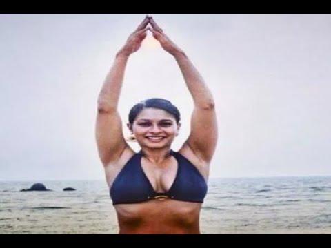 In Graphics: Tanisha Mukherjee is enjoying holidays and road trips in Goa thumbnail