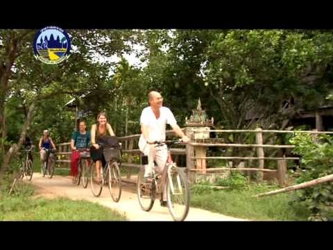 Promotional Tourism Video for Kratie Province, Cambodia