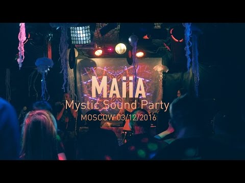 Maiia live in Moscow