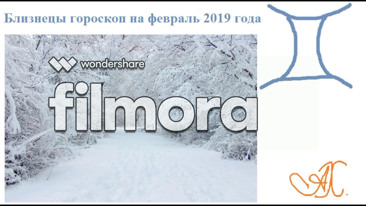 Близнецы гороскоп на февраль 2019 г.