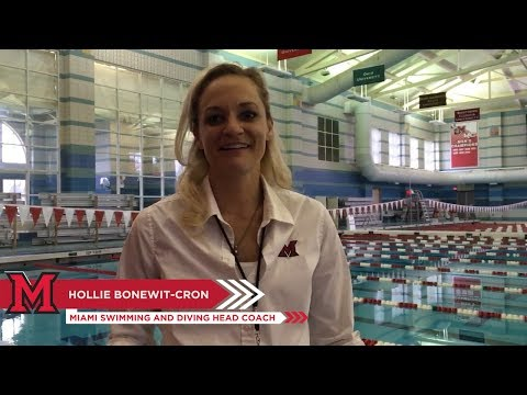Miami Swimming & Diving Post-Meet Interview - 02/3/18