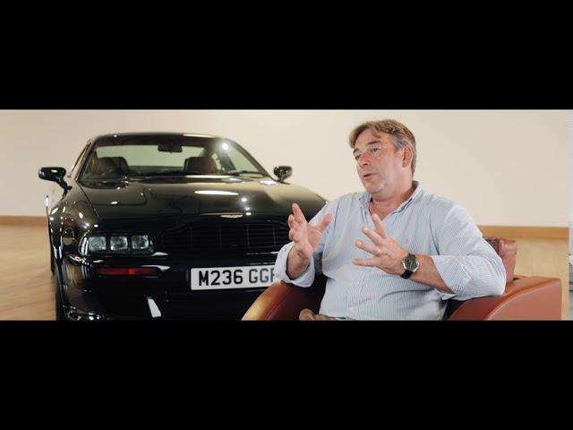 1995 Aston Martin V8 Vantage V550 Youtube