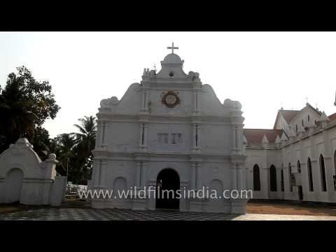 Church of Our Lady of Hope: Vypeen Island