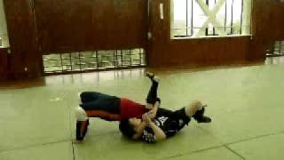 2010年5月23日 プロレス練習会「フィッシャーマンズスープレックス」