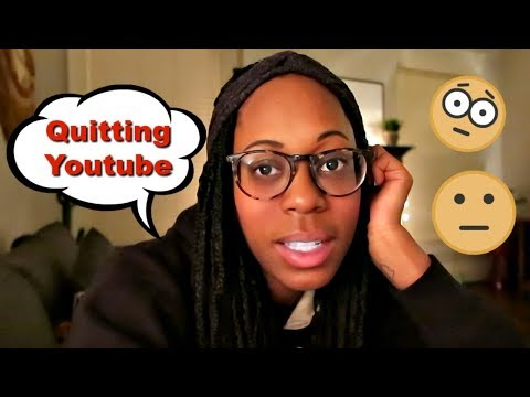 QUITTING YOUTUBE?!  Life Update |  Vlog