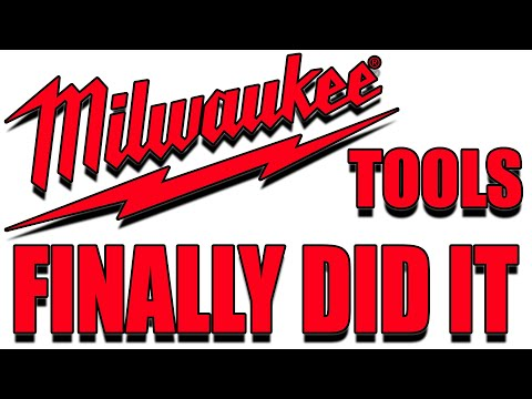 NEW MILWAUKEE TOOLS NEVER SEEN BEFORE (They Finally Did It!)