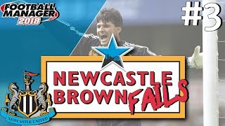 Newcastle United #3 | FM18 | Stoke Are Far From A Joke | Football Manager 2018 Let's Play
