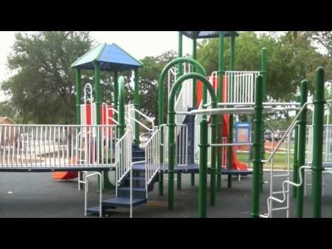 Tejeda Park, San Antonio, Texas.