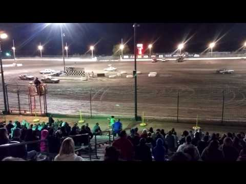 8/4/17 Sycamore Speedway - Figure 8 Race