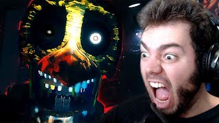 SOY UN ANIMATRONICO ! NUEVO SECRETO COMEBACK | Living Room - The Joy of Creation Story Mode ESPAÑOL