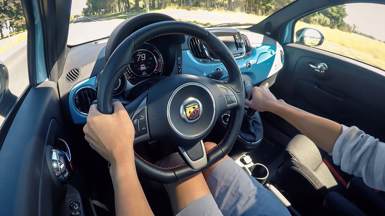 exhaust notes: 2016 fiat 500 abarth - youtube
