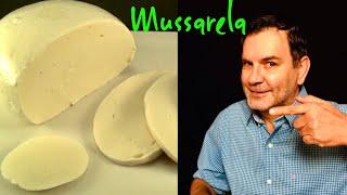 Como fazer queijo Mussarela em casa 1 por Casa di Pucci