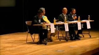 伊佐市長選立候補予定者公開討論会 2
