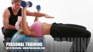 Personal Trainer with Precision - A Fitness with Precision Program