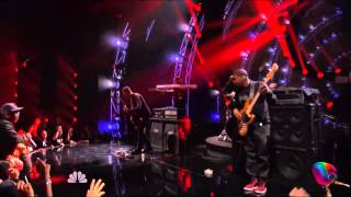Kendrick Lamar - iHeartRadio Music Awards Full Perfomance 2014 [HD]