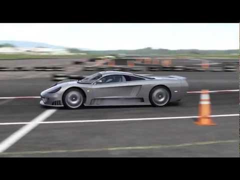 Saleen S7 Top Gear Track