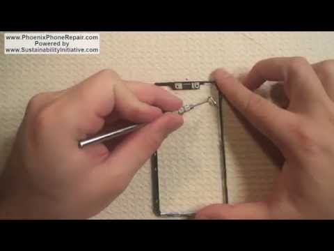 Motorola Droid RAZR M XT907 Complete Teardown, Disassembly, Reassembly, & Screen Replacement