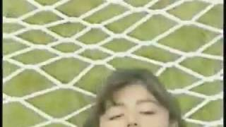 Japanese model's sexy clip.