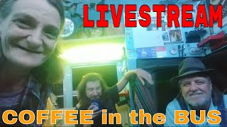 Coffee In The Bus with the Spoon Lady - Monday Night Dec 9 2019 thumbnail