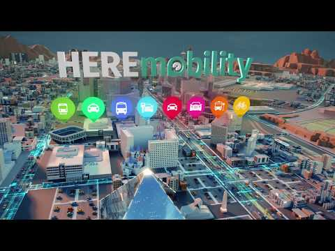 HERE Mobility - Connecting the Mobility World