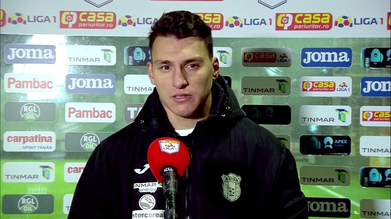 INTERVIU. Risto Radunovic, după transferul la FCSB: