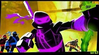 Teenage Mutant Ninja Turtles: Dark Horizons (Centibeast) - Part 2 Nickelodeon Games