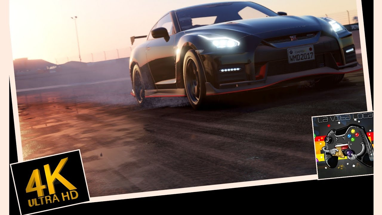 4k project cars 2 xbox one x enhanced gameplay nissan. Black Bedroom Furniture Sets. Home Design Ideas