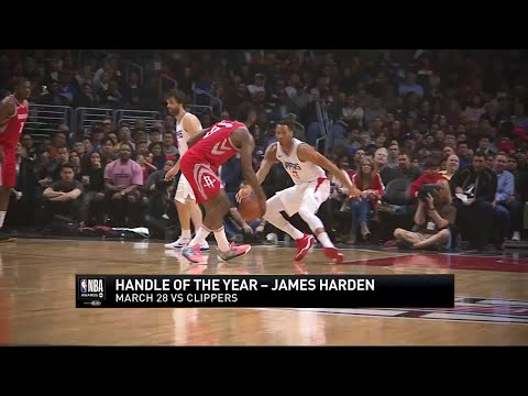 Handle Of The Year NBA Award