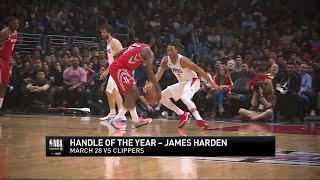 Handle Of The Year NBA Award