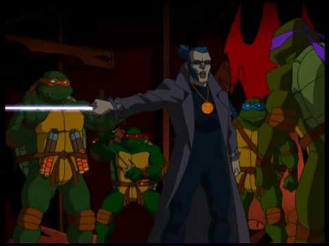 Tmnt s01e25 la recherche de maitre splinter part 1 1 2 - Maitre rat tortue ninja ...