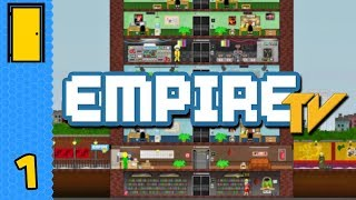 Essential Viewing! | Empire Tv Tycoon   Part 1