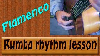 Rumba Rhythm Lesson