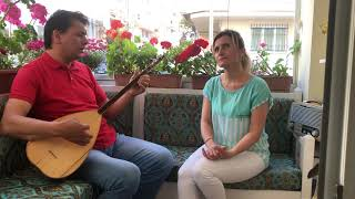 Şafak türküsü ve annem şiiri Bağlama:Hasan Çakmak Şiir:Gülsen Çakmak