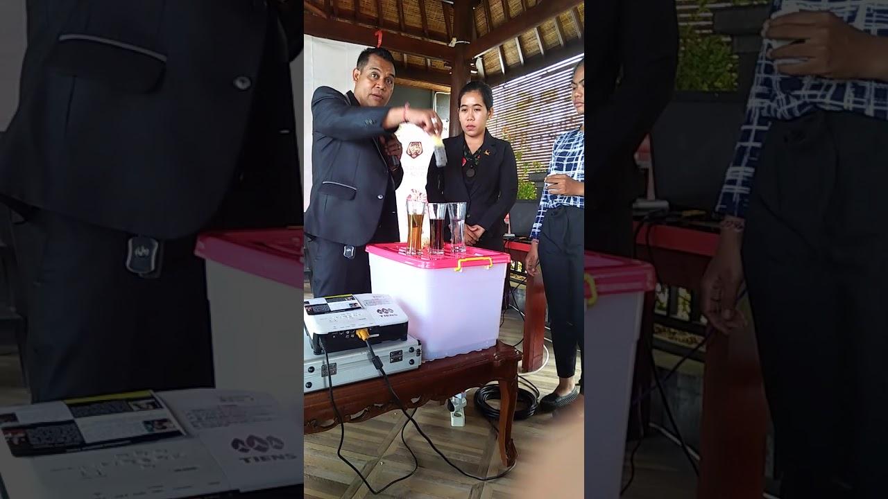 Testimoni Teh Produk Tiens Youtube Tianshi Jiang Zhi Tea