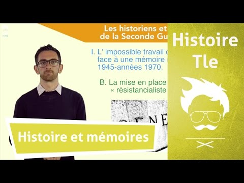 Histoire - Terminale : histoire et mémoire de la seconde guerre mondiale