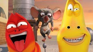 LARVA - RAT ATTACK | Cartoon Movie | Cartoons For Children | Larva Cartoon | LARVA Official