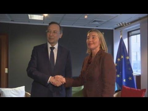 EU, Kazakhstan aim for closer cooperation