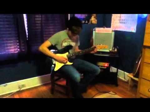 Jacob Simmons - Smells Like Teen Spirit Cover (Nirvana)