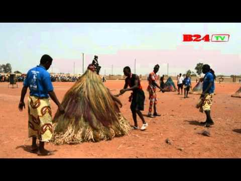 FESTIMA : Les mystérieux masques du Bénin