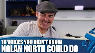 16 Voices You Didn't Know Nolan North Could Do