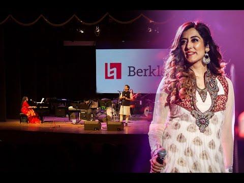 ft.Vijay Prakash, Jonitha Gandhi - Berklee A. R. Rahman Scholarship concert (Recorded)