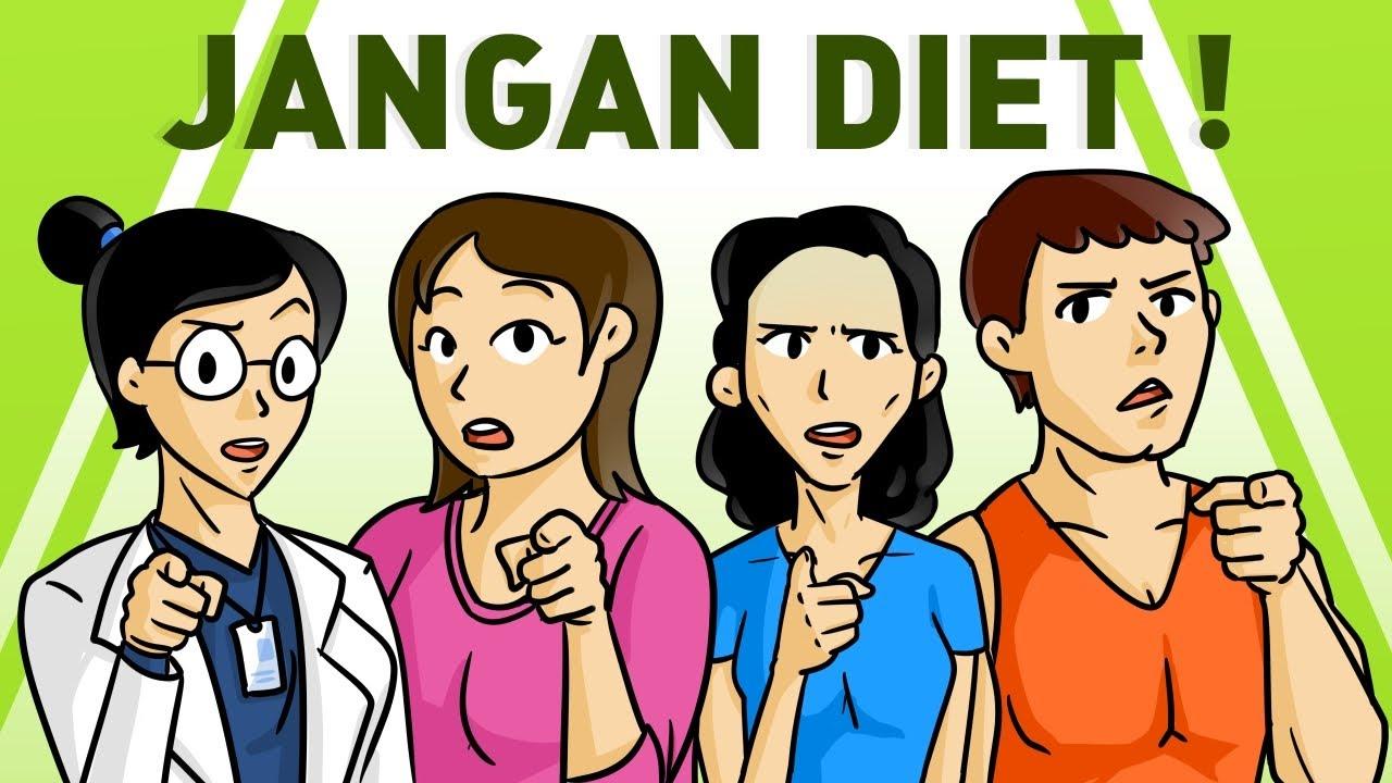 CARA DIET ALAMI (TIPS MENURUNKAN BERAT BADAN DENGAN HIDUP SEHAT!)