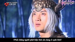 [Vietsub MV] Vô Đạo&Vũ Điệp 01 (无道&雨蝶) - Phim Linh Châu. HD.AVI